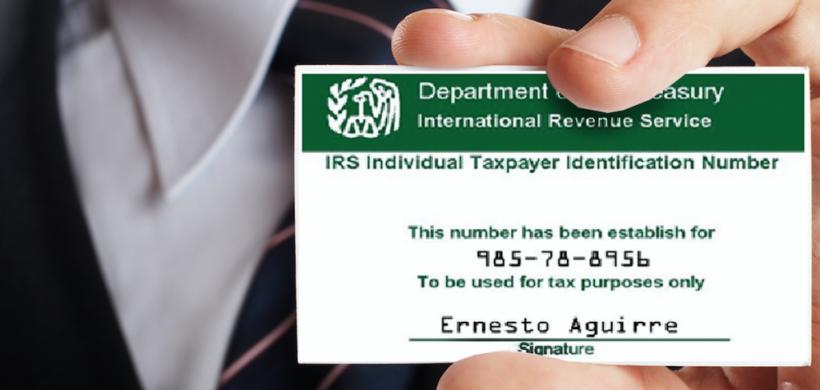 Puede que su ITIN venza antes que presente una declaración de impuestos en 2018