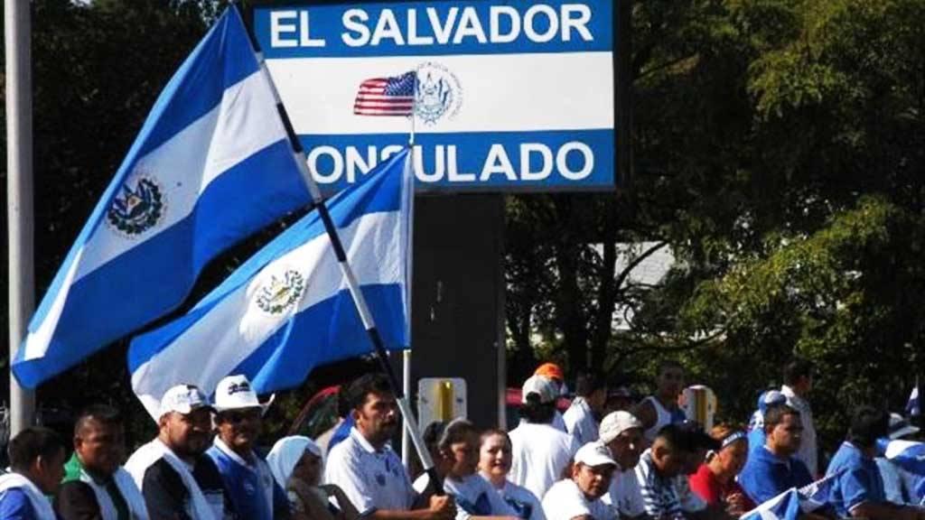 Re Registration Period Now Open For Salvadorans Tps
