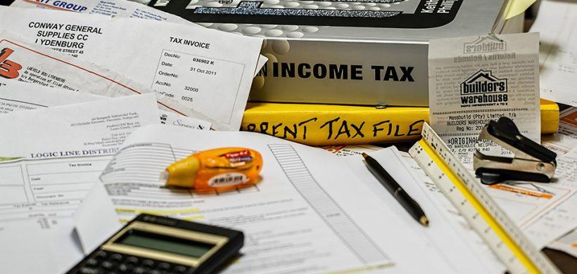 Tome medidas ahora para la temporada de presentar los impuestos