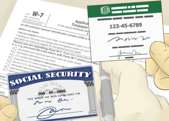 Individual Tax Identification Number (ITIN)