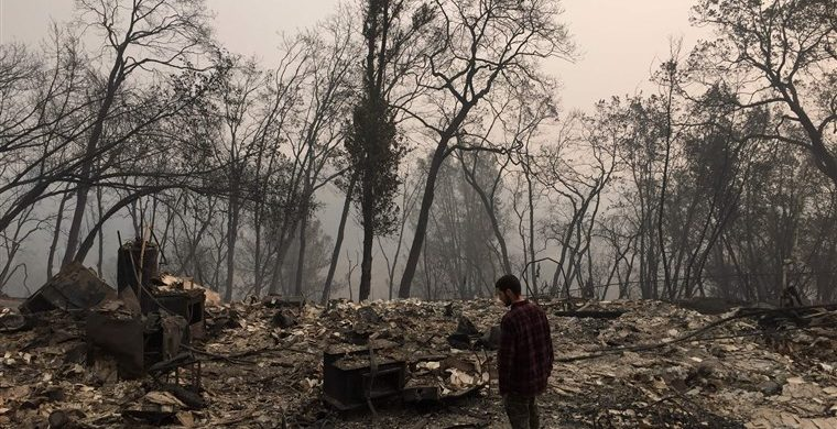 Tax Help for California Wildfire Victims