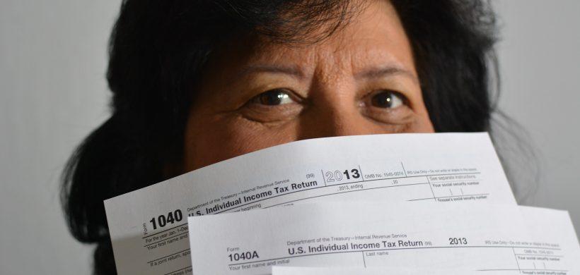 """IRS: No sea víctima de un preparador de impuestos """"fantasma"""""""